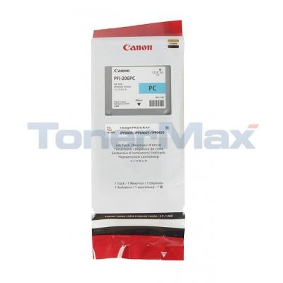 CANON PFI-206PC INK TANK PIGMENT PHOTO CYAN 300ML